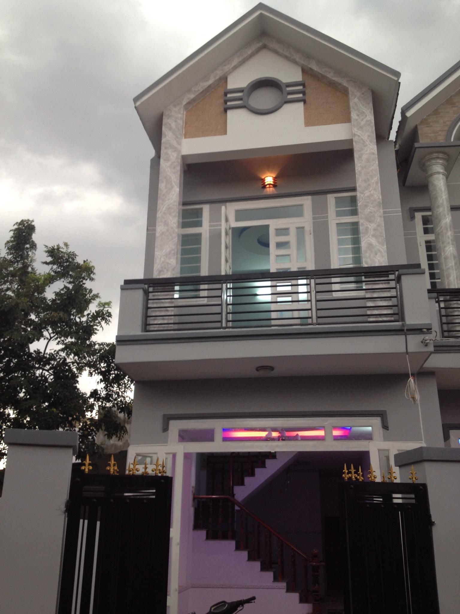 Bán nhà gần UB phường Tân Đông Hiệp giá 880 triệu