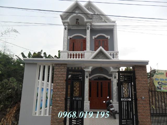 Biệt thự Trung Tâm P. Đông Hòa Dĩ An gần ngay đường Trần Hưng Đạo