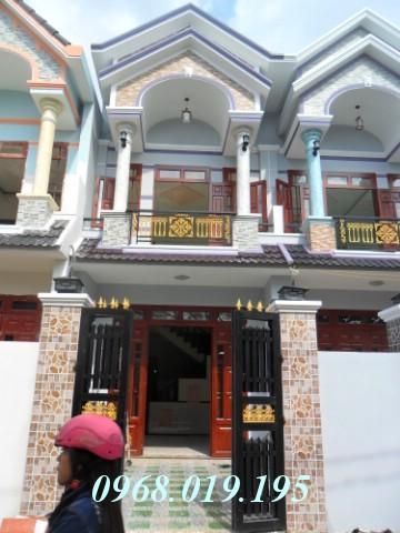 Bán Nhà đường thông buôn bán được ngay đường ĐT-743 Thị Xã Dĩ An