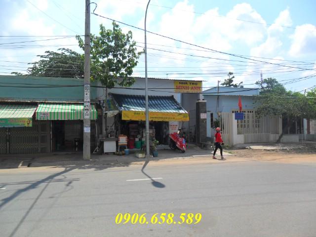 Bán 600m2 đất mặt tiền đường Bùi Thị Cội gần bệnh viện thị xã Dĩ An