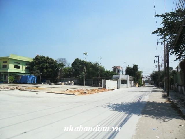 Bán đất dĩ an giá rẻ đường 7m sổ hồng riêng 125m2 thuận tiện xây nhà trọ