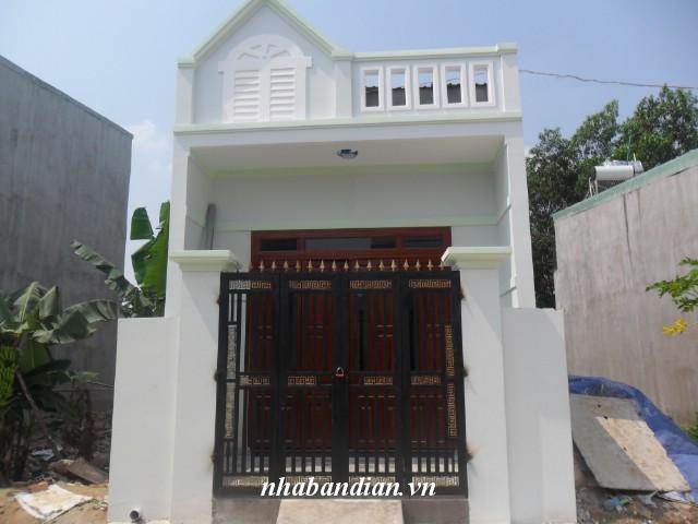 Bán nhà dĩ an giá rẻ nằm gần UBND Tân Đông Hiệp giá 650 triệu