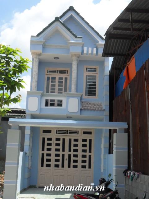 Bán nhà 60m2 ngay trường học Ngã Tư Chiêu Liêu giá 780 triệu.