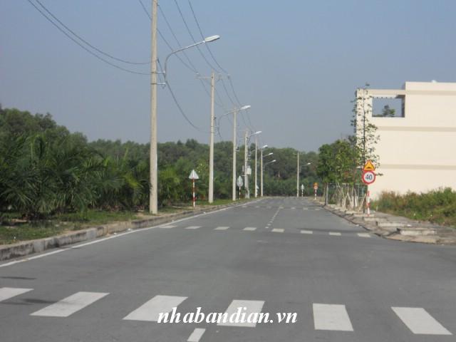 Bán đất dĩ an đường số 12 trong khu Trung Tâm Hành Chính Dĩ An