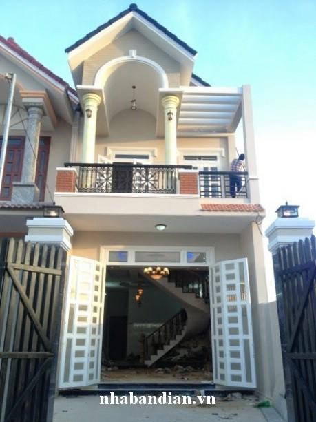 Bán nhà 1triệt 1 lầu đường Nguyễn Thị Minh Khai giá 1tỷ 150 triệu