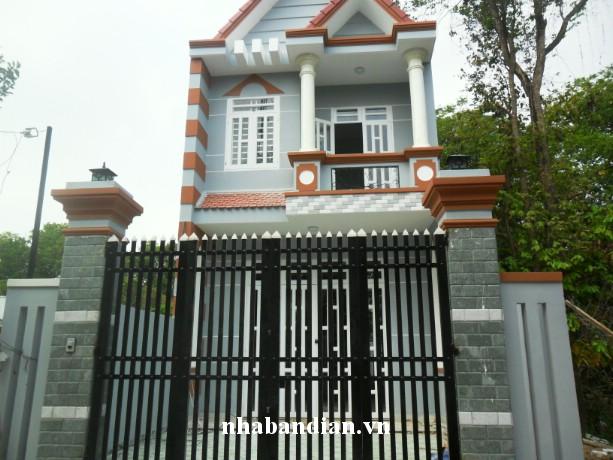 Bán nhà 1triệt1lầu chính chủ 74m2 gần chợ Dĩ An 1 Giá 960 triệu