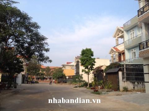 Bán đất gần chợ Đông Hoà giá rẻ 520 triệu