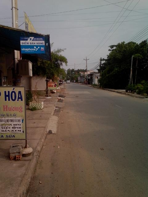 Bán nhà cấp 4 mặt tiền đường Lê Văn Tiên thuận tiện buôn bán giá 760 triệu