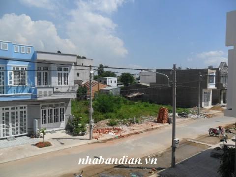 Bán đất giá rẻ gần chợ Bình An giá rẻ 500 triệu