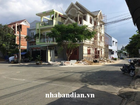 Bán biệt thự 2 mặt tiền gần đường Truông Tre giá 2 tỷ 600 triệu