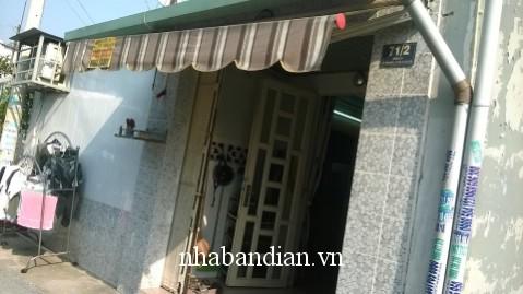 Bán nhà cấp 4 gần đường Truông Tre giá rẻ 600 triệu