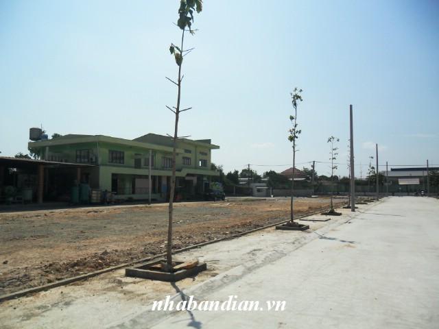Bán đất nền giá rẻ 7,7 triệu/m2 giá  690 triệu/90m2 tại đông hòa