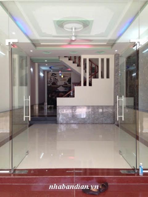 Bán nhà 2 lầu trung tâm hành chính dĩ an giá 2 tỷ 750 trệu