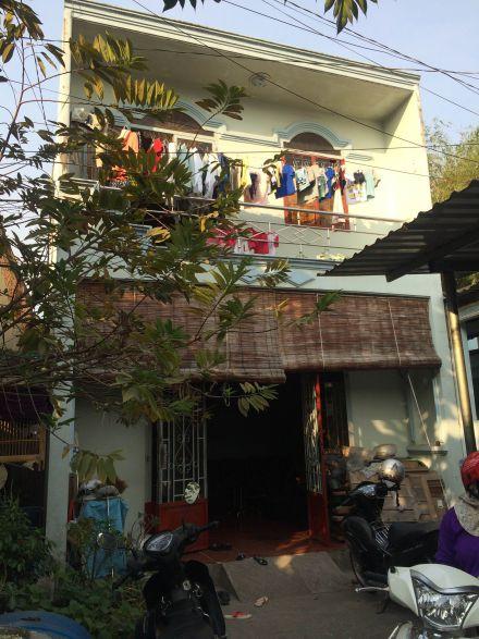 Bán nhà lầu phường dĩ an giá 500 triệu