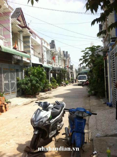 Bán đất gần đường Lê Văn Tiên 109 m giá 600 triệu