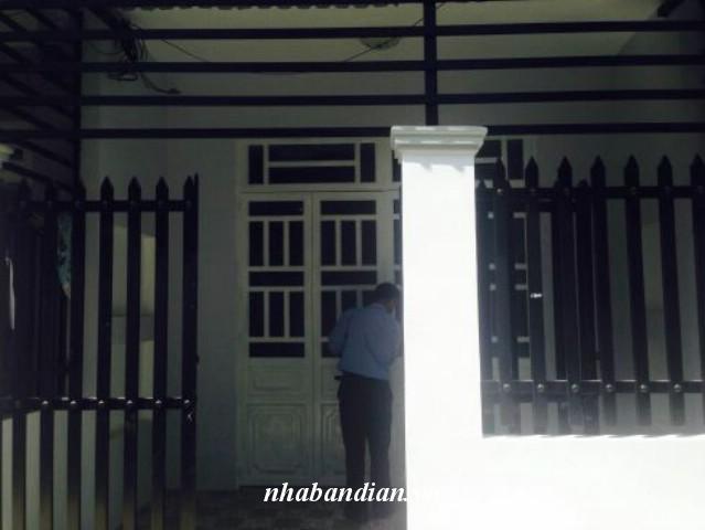 Bán nhà cấp 4 đường Nguyễn Thị MInh Khai giá 730 triệu