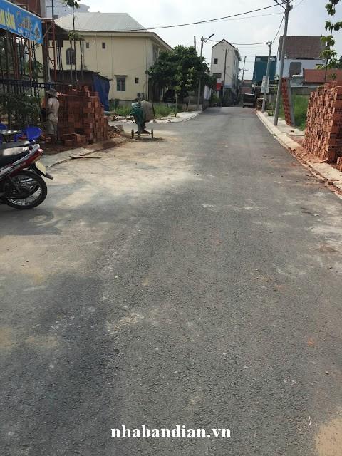 Bán đất đường Bùi Thị Cội giá 700 triệu