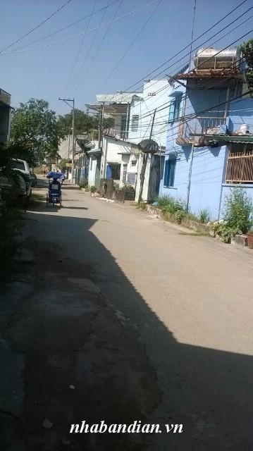 Bán đất mặt tiền đường gần ngã ba cây điệp giá 720 triệu