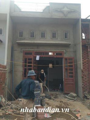 Cần bán căn nhà cấp 4 gác lửng mới xây gần ngã tư chiêu liêu 840 triêu