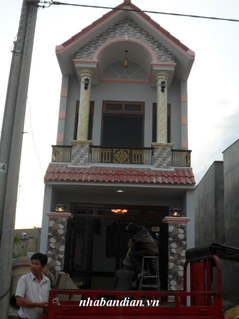 Bán nhà 68m2 ngay đường Nguyễn Thị Minh Khai giá 540 triệu