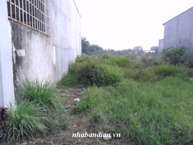 Bán đất 72m2 sổ hồng riêng gần Bệnh viện thị xã Dĩ An