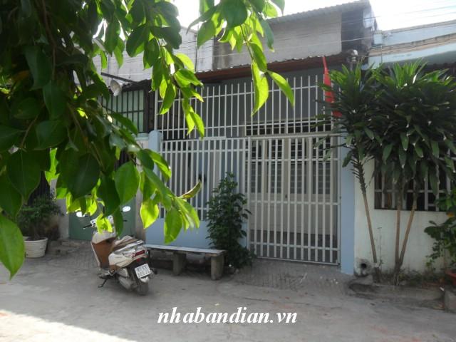 Bán nhà cấp 4 có 2 phòng ngủ đường Lê Thị Út giá 760 triệu