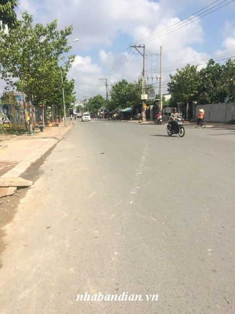 Bán đất xây phòng trọ gần đường Võ Thị Sáu