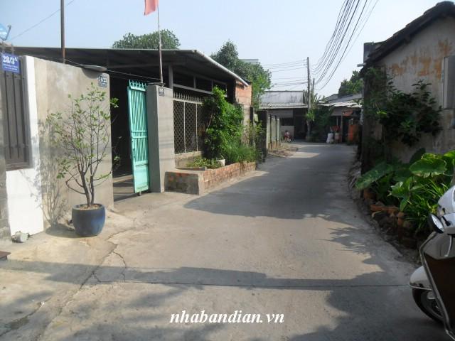 Bán đất dĩ an đường Lê Văn Tiên giá 870 triệu