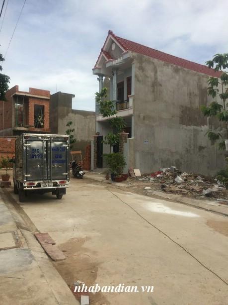 Bán đất gần đường Hai Bà Trưng giá 970 triệu