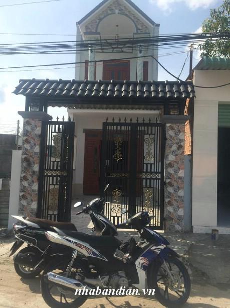 Bán nhà mặt tiền đường kinh doanh Nguyễn Thị Phố giá 1 tỷ 550 triệu