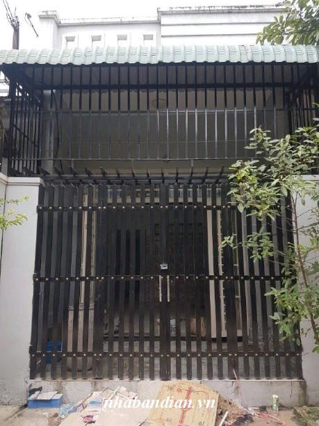 Bán nhà cấp 4 gác lửng gần chợ Tân Long giá 830 triệu