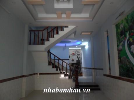 Bán nhà 2 lầu gần trung tâm hành chính dĩ an giá 1tỷ 750 triệu