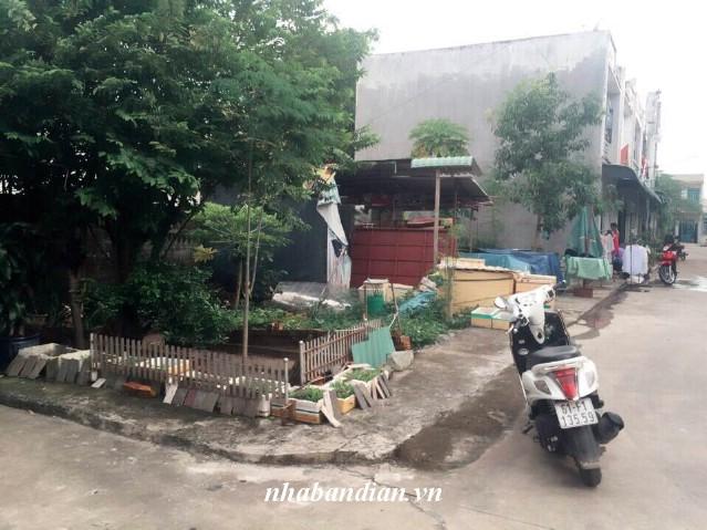 Bán đất dĩ an hai mặt tiền trong khu dân cư đông tác đường 7m