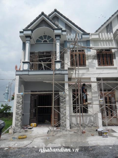 Bán nhà biệt thự đẹp ở Đông Hòa Dĩ An gần đường Quốc Lộ 1K
