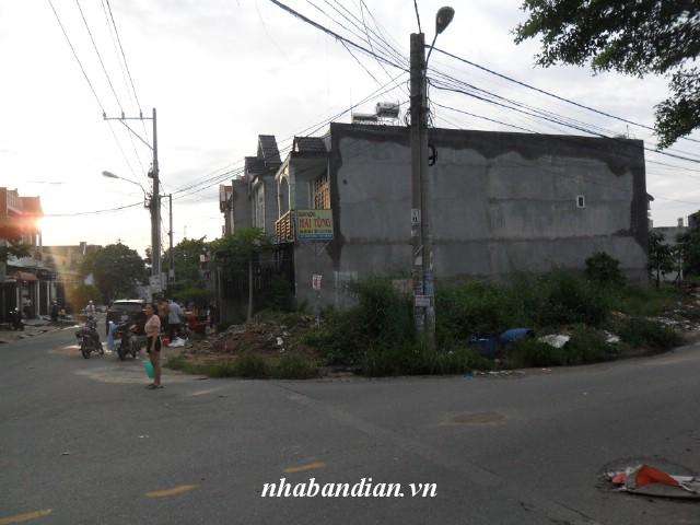Bán đất 2 mặt tiền đường nhựa kinh doanh buôn bán ở Đông Hòa