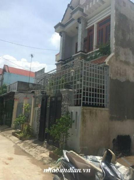 Bán nhà gần đường Mạch Thị Liễu giá 1 tỷ 150 triệu