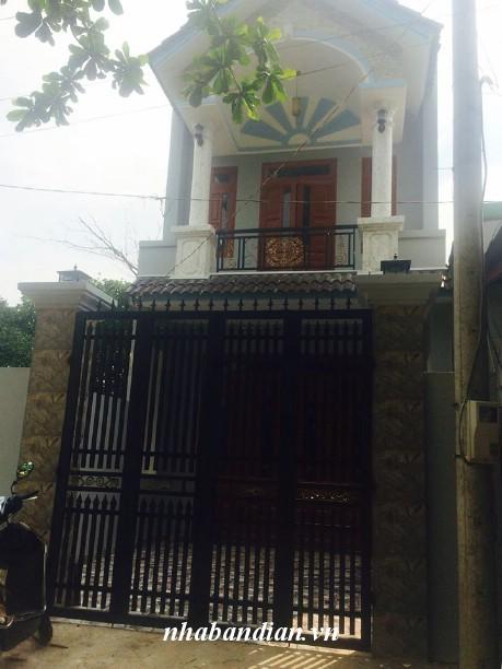 Bán nhà gần đường Nguyễn Hữu Cảnh giá 1 tỷ 650 triệu