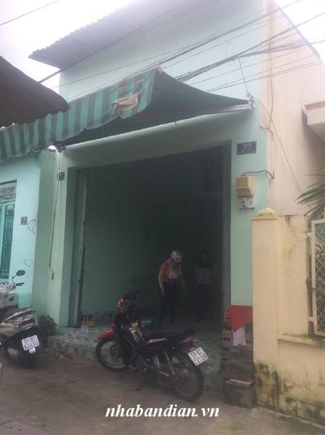 Bán nhà cấp 4 gác lửng gần phường dĩ an giá 960 triệu
