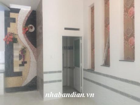 Bán nhà gần đường Nguyễn Đình Chiểu giá 1 tỷ 490 triệu
