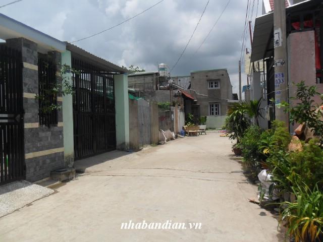 Bán lô đất 62m2 gần đường Mạch Thị Liễu giá 690 triệu