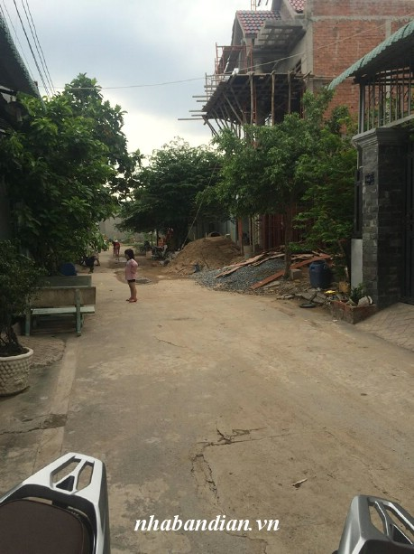 Bán đất Tân Phước Khánh giá rẻ 380 triệu/nền