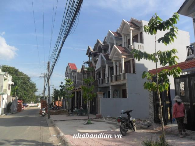 Bán nhà 2 tấm gần đường Quốc Lộ 1K chợ Đông Hòa giá 1 tỷ 750 triệu