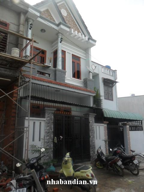 Bán nhà gần trường TH dĩ an B cách đường Nguyễn An Ninh khoảng 30 m giá 1 tỷ 250 triệu