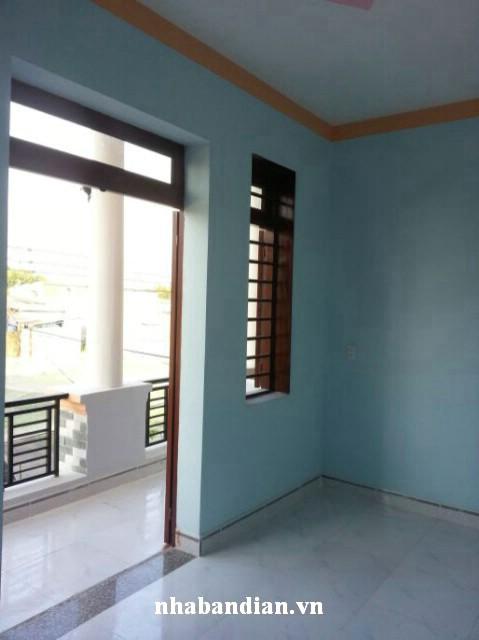 Bán nhà đang xây gần đường Mạch Thị Liễu giá 1 tỷ