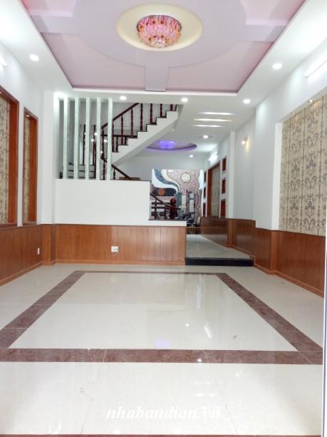 Bán nhà 2 lầu khu trung tâm hành chính dĩ an giá 2 tỷ 950 triệu