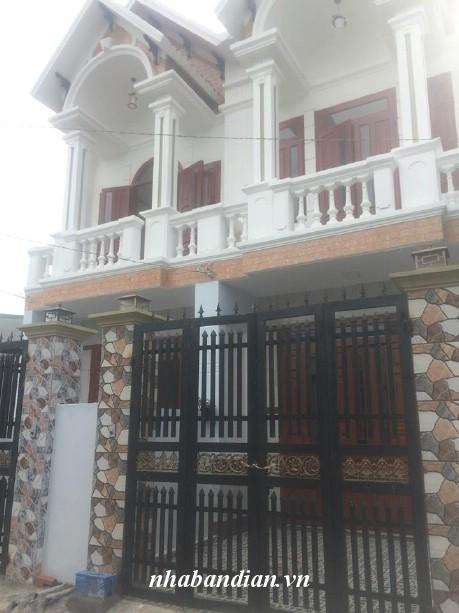 Bán nhà đường Nguyễn Thị Khắp giá 1 tỷ 450 triệu