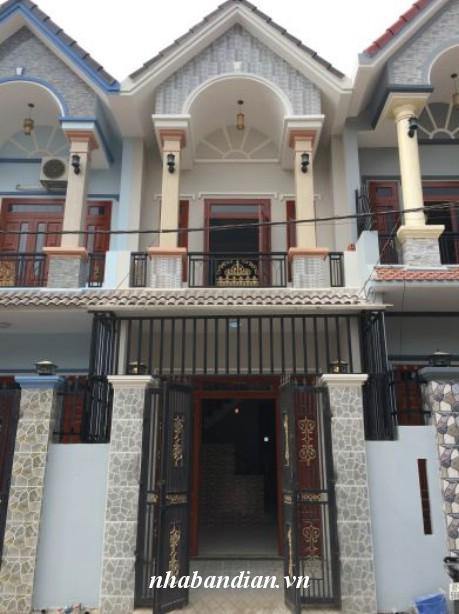 Bán nhà giá rẻ gần đường Hai Bà Trưng giá 1 tỷ 250 triệu
