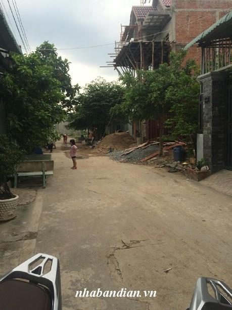 Bán đất gần đường Nguyễn Đình Chiểu giá 1 tỷ 250 triệu