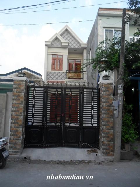 Bán nhà 120m2mặt tiền đường Mạch Thị Liễu kinh doanh buôn bán tốt