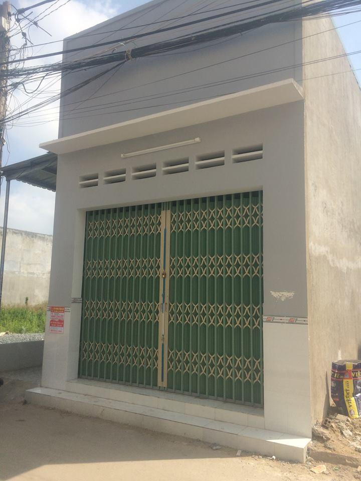 Bán kiot và 4 phòng trọ mặt tiền kinh doanh gần chợ Tân LOng